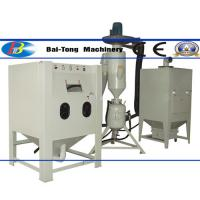 Wholesale Compact Pressurized Abrasive Blaster , Industrial Sandblasting Machine Long Service Time from china suppliers