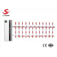 Wholesale Automatic Parking Barrier Gates With Infrared Detector And Customized Color Suitable For High-Security Area from china suppliers