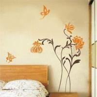 Wholesale Wall Stickers, Eco-friendly, Made of PVC, PZG and Paper, Customized Sizes are Accepted from china suppliers