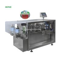 Wholesale Oral Liquid Plastic Ampoule Bottle Filling Sealing Machine from china suppliers