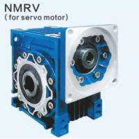 Nmrv worm gearbox speed reducer for electric motor for Speed reducers for electric motors