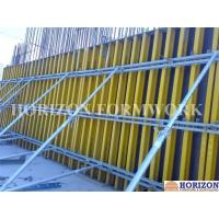 Wholesale Easy-to-assemble Wall Formwork Systems / Panels With Steel Walers and Wood Girder H20 from china suppliers