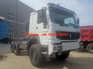 Wholesale 6x6 371hp Sinotruk Howo 7 Prime Mover Truck Diesel Engine from china suppliers
