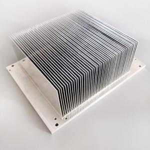Wholesale Alloy Aluminium Extrusion Heat Sink Profiles Inverter / Rectifier / Radiator / Converter from china suppliers