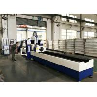 Wholesale Automatic CNC Pipe Cutting Machine Stainless Steel Metal Fiber Laser 380V/50Hz from china suppliers