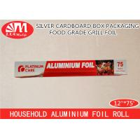 Wholesale Recyclable Extra Heavy Duty Aluminum FoilBaking Paper 12 Micron Thickness from china suppliers