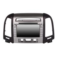 Wholesale HYUNDAI SANTA FE 2006-2012 GPS Navigation Systems For Cars With Bluetooth from china suppliers