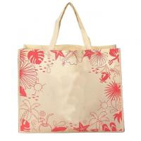 Buy cheap Custom Printed Non Woven Reusable Bags Eco Friendly Grocery Tote Promotional from wholesalers