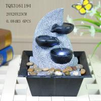 Wholesale Fashionable Design Polyresin Water Fountain Handmade For Shop Decoration from china suppliers