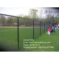 Wholesale Playground  PVC powder coated chain link fence from china suppliers