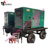 Quality Diesel Engine NTAA855- G7 Cummins G Drive Engines Or Trailer Type Generator Set for sale