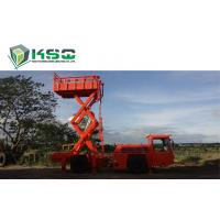 Wholesale Underground Service Vechicles 1 Ton Scissor Lift Truck for Underground Mining or Tunneling Project from china suppliers