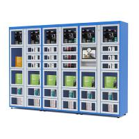 self service electronics locker vending machines that sell. Black Bedroom Furniture Sets. Home Design Ideas