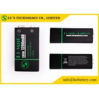 Wholesale CR9V Lithium Manganese Battery 9v Lithium Battery 1200mAh from china suppliers
