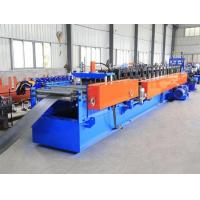 Wholesale 12 Station Metal Stud And Track Roll Forming Machine With Patented Universal Cutter from china suppliers