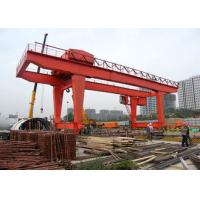 Wholesale 35ton Heavy Duty Gantry Crane , Electric Runway Traveling Overhead Gantry Crane from china suppliers