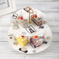 Wholesale 25cm Porcelain Serving Set from china suppliers