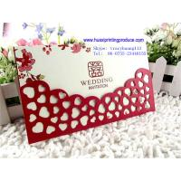 Wholesale Colorful Wedding Card from china suppliers