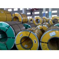 Wholesale Thickness 0.3 - 3.0mm Steel Strip Coil, 400 Series Stainless Steel Sheet Metal Coil from china suppliers