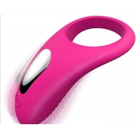 Wholesale pink Waterproof 9 Frequency Male Penis Locking Ring from china suppliers
