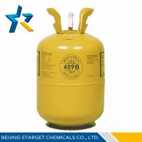 Wholesale R409B High Purity 99.8% Mixed Refrigerant Gas R409B ISO14001 / ROSH Certification from china suppliers
