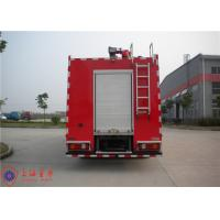 Wholesale Rotatable Cab Foam Fire Truck Red Printed Inline Eight - Cylinder Engine from china suppliers