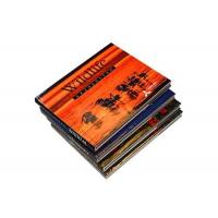 Wholesale Fabric Cloth Hardcover Photo Book Printing Service Matte Paper Print Photo Book from china suppliers
