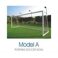 2559c52dc Quality Standard Sports Facility And Accessory Freestanding Aluminum  Portable Soccer for sale