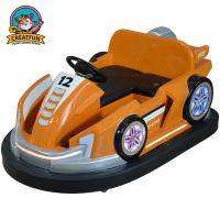 Wholesale 360 Degree Circling Amusement Park Bumper Cars For Game Machine Theme House from china suppliers