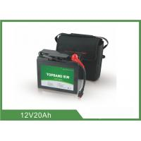 Wholesale Topband Deep Cycle Lithium Battery 12V 20Ah from china suppliers