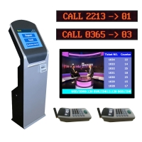 Wholesale 1 Year Warranty Token Number Hospital Queuing System from china suppliers