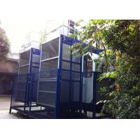 Wholesale Painted Material Construction Lifter / Construction Site Lift For Industrial from china suppliers