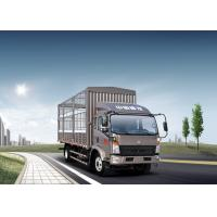Wholesale HOWO 4*2 116HP Light Duty Commercial Trucks 12 Tons Load ISUZE Like from china suppliers