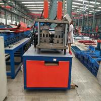 Buy cheap Automatic C Z Purlin Roll Forming Machine with Mitsubishi PLC 1.5mm - 3.0mm from wholesalers
