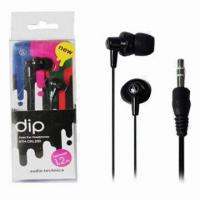 Wholesale MP3 Wired Earphones with 10mm Driver from china suppliers