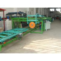 Wholesale Fiber Glass Mesh Cement Straw Board Making Machine , MgO Board Production Line from china suppliers