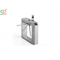 Wholesale Semi-auto Tripod Turnstile Gate Shopping Mall RFID 3 Arm Turnstile Gate from china suppliers