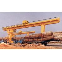 Wholesale Custom 5t, 10t, 16/3.2t, 20/5t MDG Single Girder Electric Overhead Gantry Crane with Hook from china suppliers