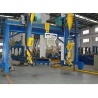 Wholesale SAW welders, Box H Beam Welding Crane Girder Welding Machine, Metal Equipment from china suppliers