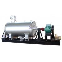 Coal Heating Mixing Industrial Vacuum DryerFor Thick Liquid / Lotion Drying