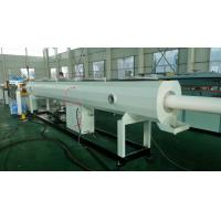 Wholesale 110 - 315mm Drainage PVC Pipe Machine 75kw Plastic Pipe Manufacturing Machine from china suppliers