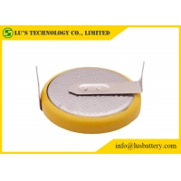 Wholesale 3.0v 220mah Lithium Button Cell For PCB Coin Cell CR2032 from china suppliers