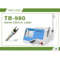 China Professional 980 nm Diode Laser Machine For Facial Vascular Spider Veins Removal wholesale