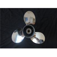 Wholesale Inboard Stainless Steel Propeller For Yamaha Motor 15HP New Condition from china suppliers