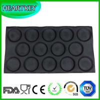 Wholesale Silicone bread loaf pan Silicone Sub sandwich roll pan bread baking form with fiberglass from china suppliers