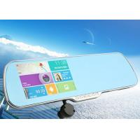 Wholesale 3D Games Movies Rear View Mirror GPS DVR Active Detecting 5.0 Mega Pixels from china suppliers