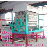 Wholesale high efficiency pulp egg tray forming machine/egg tray making machine from china suppliers