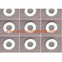 Quality Hardware Auto Cutter Parts Round Silver Gasket Used For Lectra Cutter Machine for sale