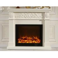 Fireplace carving high fireplace quality fireplace for Eco friendly fireplace
