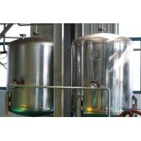 Wholesale PLC Controlled  Waste Pyrolysis Plant , Complete Waste Oil To Diesel Plant from china suppliers